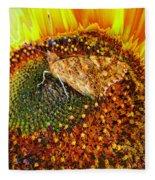 Mid Summer Fleece Blanket