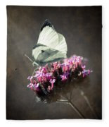 Butterfly Spirit #02 Fleece Blanket