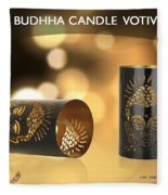 Buy Attractive Buddha Candle Votive From Rustik Craft  Fleece Blanket