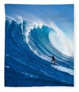 Buzzy Kerbox Surfing Big Fleece Blanket