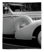 Bw Buick 8 Fleece Blanket