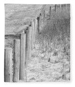 Bw Fence Line Fleece Blanket