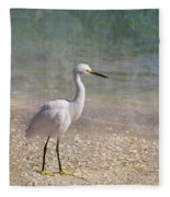 By The Sea Fleece Blanket