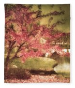 By The Water Fleece Blanket