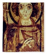 Byzantine Icon Fleece Blanket