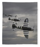 Cab Rank Fleece Blanket