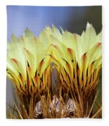 Cactus Life Fleece Blanket