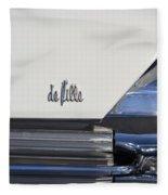 Cadillac De Ville Fleece Blanket
