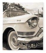 Cadillac Eldorado Biarritz 1 Fleece Blanket