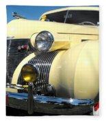Cadillac Fleetwood Fleece Blanket