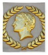 Caesar's Palace Fleece Blanket