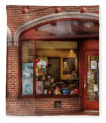 Cafe - Westfield Nj - Tutti Baci Cafe Fleece Blanket