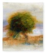 Cagnes Landscape 1910 Fleece Blanket