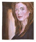 Caitlin Keats Fleece Blanket
