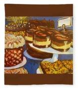 Cake Case Fleece Blanket