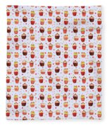 Cakes Jp04 Fleece Blanket