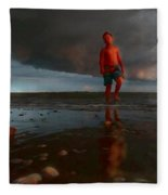 Caledon - San Clemente - Argentina Fleece Blanket
