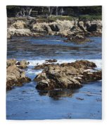 California Coast Fleece Blanket