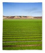 California Farm 14pdxl069 Fleece Blanket