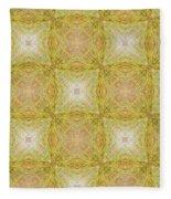 California Spring Oscillation 18 Fleece Blanket