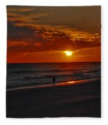 California Sun Fleece Blanket
