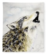 Call Of The Wild Fleece Blanket