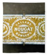 Callard And Bowser's Nougat Fleece Blanket