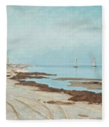 Calm Evening Fleece Blanket