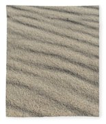 Calm Sands Fleece Blanket