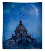 Camera Obscura - Eastbourne Pier Fleece Blanket