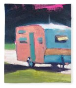 Camped Out Fleece Blanket