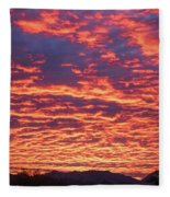 Can You Believe This One Fleece Blanket
