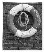 Canal Lifesaver Fleece Blanket