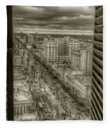 Canal Street Fleece Blanket