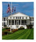 Canandaigua Yacht Club Fleece Blanket