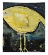 Canary Fleece Blanket