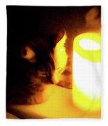 Candlelight Fleece Blanket