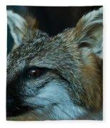 Canis Species Fleece Blanket