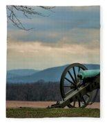 Cannon Fleece Blanket