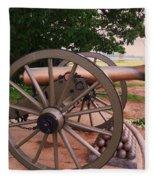 Cannon Gettysburg Fleece Blanket