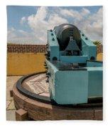 Cannon Track System Fleece Blanket