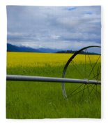 Canola Fleece Blanket
