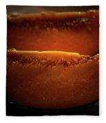 Cantaloupe Fleece Blanket