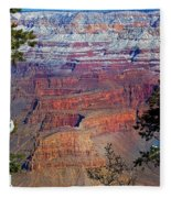 Canyon Mystique Fleece Blanket