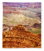 Canyon Peak Fleece Blanket