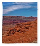 Canyon Rim Fleece Blanket