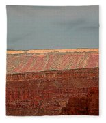 Canyon Rims Fleece Blanket