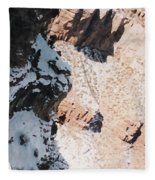 Canyon Side Fleece Blanket