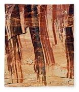 Canyon Textile Design Fleece Blanket