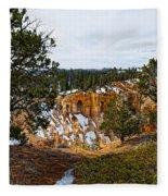 Canyon View Fleece Blanket